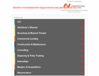 attention-immediatement-risque-service-securite-jb69928-253.info screenshot