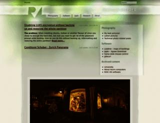 atterer.org screenshot