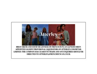 atterley.com screenshot