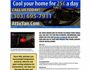 atticfan.com screenshot