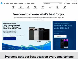 attinternetservice.com screenshot