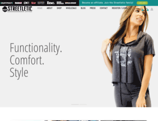 attitudeclothingbrand.com screenshot