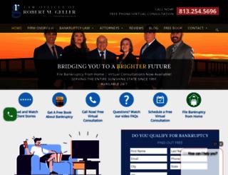 attorneyfortampabay.com screenshot