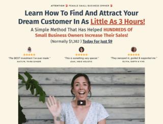 attractdreamclients.com screenshot