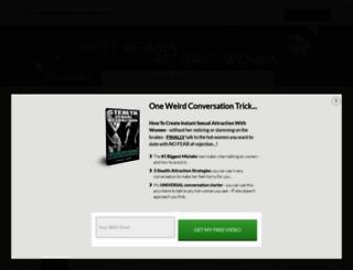 attractwomen.com screenshot