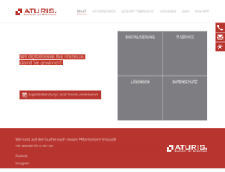 aturis.com screenshot