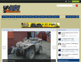atvnation.com screenshot