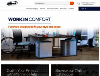 atwork.ca screenshot