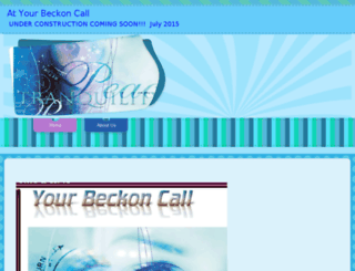 atyourbeckoncall.com screenshot