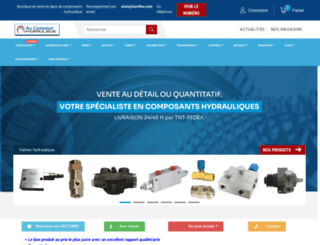 au-comptoir-hydraulique.fr screenshot