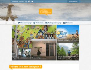 au-tournant.org screenshot