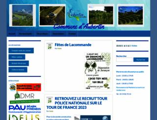 aubertin.fr screenshot