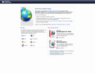 aucklandcitysigns.co.nz screenshot