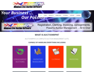auctionrpm.com screenshot