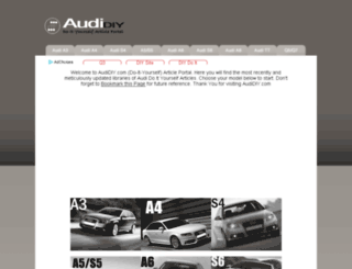 audidiy.com screenshot