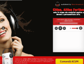 audio-book.personalitatealfa.com screenshot