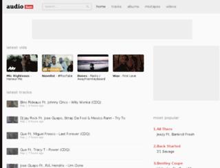audiofam.net screenshot