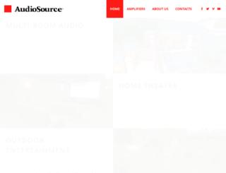 audiosource.net screenshot