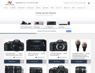 audiovideonation.com screenshot