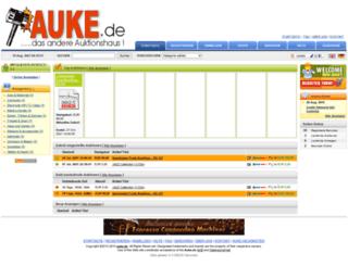 auke.de screenshot