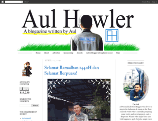aul-home.blogspot.com screenshot