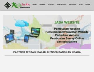 aulaindo.com screenshot