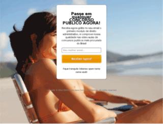 aulasconcursopublico.com.br screenshot