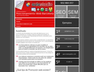 aulastudio.com screenshot