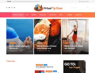 aulavirtualtip.com screenshot