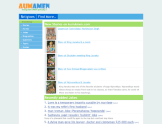 aumamen.com screenshot