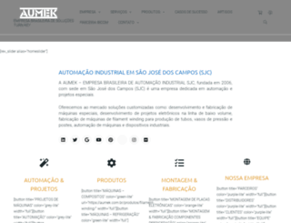 aumek.com.br screenshot