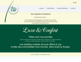 aupetitcoin.ch screenshot