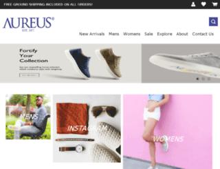 aureus-usa.com screenshot