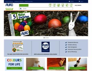 auro-online.de screenshot
