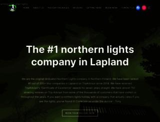 aurora-service.eu screenshot