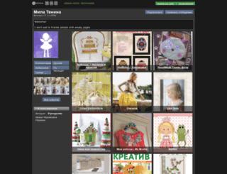 auroraten.gallery.ru screenshot