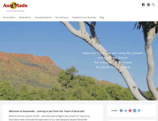 ausemade.com.au screenshot