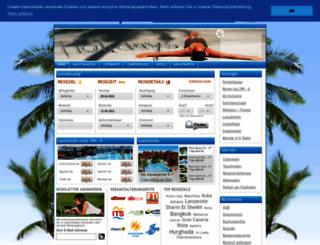 ausfluege.de screenshot