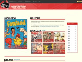 ausreprints.com screenshot