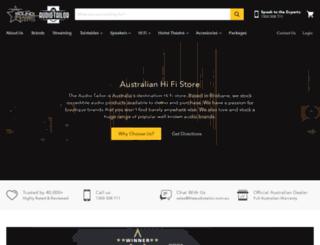 aussiehifi.com.au screenshot