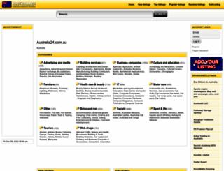 australia24.com.au screenshot