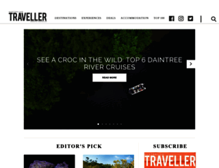 australiantraveller.com screenshot