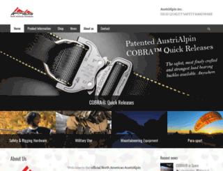 austrialpin.net screenshot