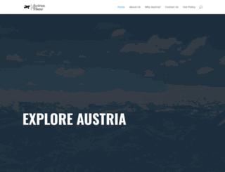austriantribune.com screenshot