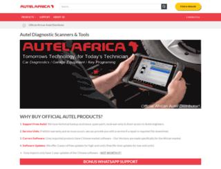 autelafrica.com screenshot