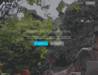 auth.aulaya.com screenshot