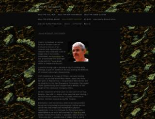 authorbobdavidson.com screenshot