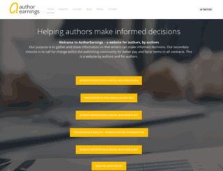 authorearnings.com screenshot