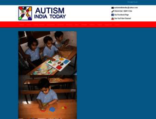 autismindiatoday.com screenshot