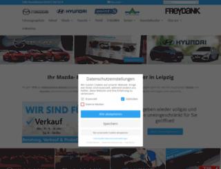 auto-freydank.de screenshot